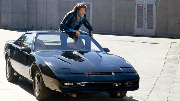 Image result for knight rider