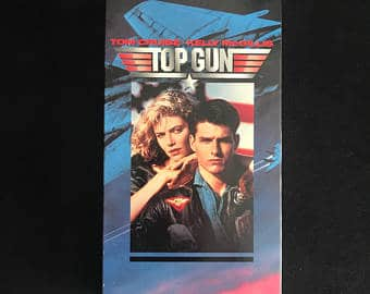 The Top Gun VHS