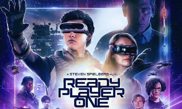 Ready Player One comparing the book to the movie